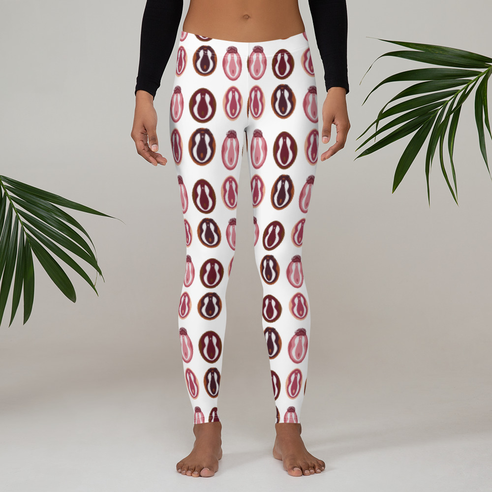 Viva La Vulva Leggings